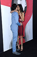 12 April 2018 - Hollywood, California - Tyler Posey, Sophia Ali. &quot;Truth or Dare&quot; Los Angeles Premiere held at Arclight Hollywood. <br /> CAP/ADM/BT<br /> &copy;BT/ADM/Capital Pictures