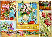 Alfredo, FLOWERS, BLUMEN, FLORES, paintings+++++,BRTOXX03504,#f#, EVERYDAY ,puzzle,puzzles