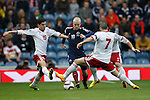 Steven Naismith running into trouble