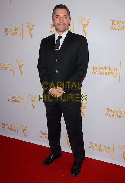 26 July 2014 - North Hollywood, California - Ricardo Celis. Arrivals for the Television Academy's 66th Los Angeles Area Emmy Awards held at the Leonard H. Goldenson Theatre in North Hollywood, Ca.  <br /> CAP/ADM/BT<br /> &copy;Birdie Thompson/AdMedia/Capital Pictures
