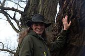 Stiltewandeling met ontspanningsbegeleider Kitty-Madison Snel in Nationaal Park Zuid-Kennemerland.