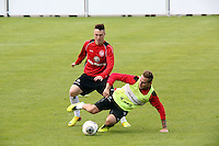 10.10.2013: Eintracht Frankfurt Training