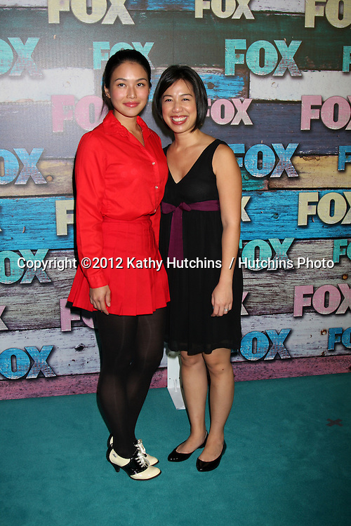 LOS ANGELES - JUL 23:  Christine Ha arrives at the FOX TCA Summer 2012 Party at Soho House on July 23, 2012 in West Hollywood, CA