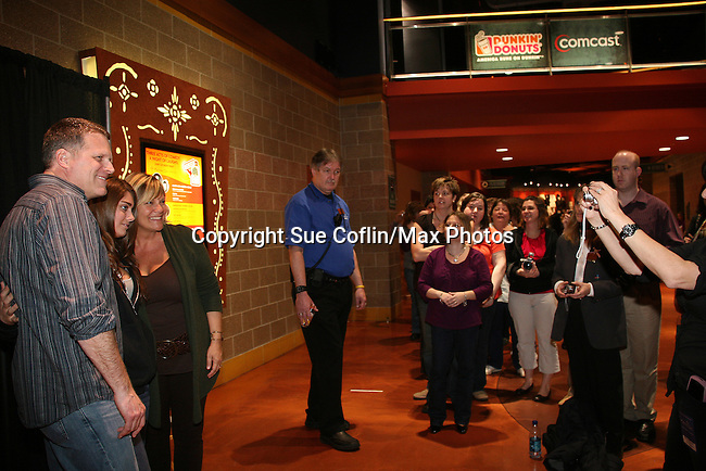 Guiding Light fans at So Long Springfield celebrating 7 wonderful decades of Guiding Light Event - come to see fans at Mohegan Sun, Uncasville, Ct on March 7, 2010. (Photo by Sue Coflin/Max Photos)