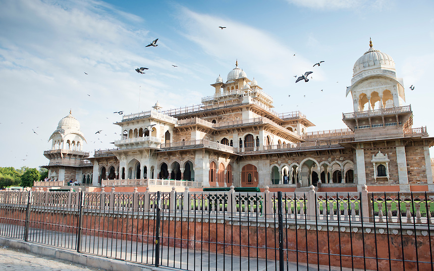 Central Museum, Jaipur, Rajasthan, Northern India, India