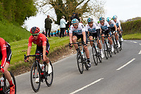 Picture by SWpix.com - 03/05/2018 - Cycling - 2018 Tour de Yorkshire - Stage 1: Beverley to Doncaster - Ian Stannard leads Team Sky