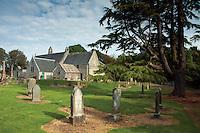 Abercorn Church, near Abercorn and Blackness, Lothian