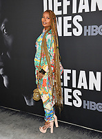 Eva Marcille at the premiere for the HBO documentary series &quot;The Defiant Ones&quot; at the Paramount Theatre. Los Angeles, USA 22 June  2017<br /> Picture: Paul Smith/Featureflash/SilverHub 0208 004 5359 sales@silverhubmedia.com