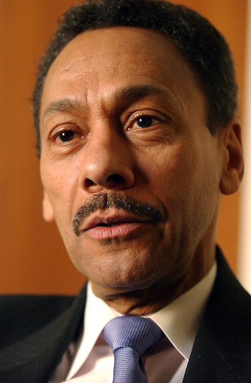 New Chairman of the Congressional Black Caucus, Mel Watt, D-N.C.