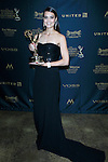 LOS ANGELES - May 1: True O'Brien at The 43rd Daytime Emmy Awards Gala at the Westin Bonaventure Hotel on May 1, 2016 in Los Angeles, California