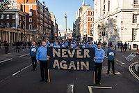 "09.11.2014 - Veterans For Peace UK: ""Never Again"""