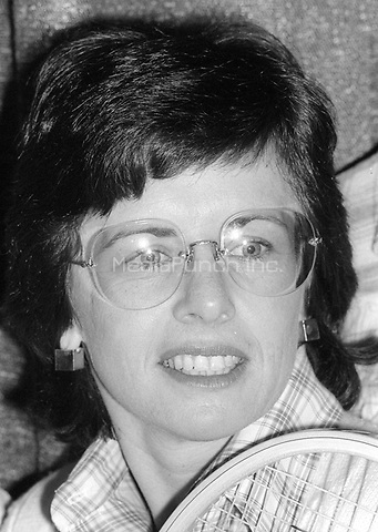 BIlly Jean King 1978<br />