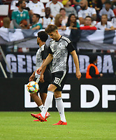 Leon Goretzka (Deutschland, Germany) - 11.06.2019: Deutschland vs. Estland, OPEL Arena Mainz, EM-Qualifikation DISCLAIMER: DFB regulations prohibit any use of photographs as image sequences and/or quasi-video.