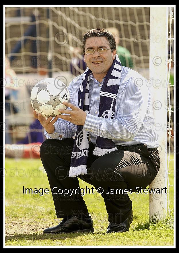 07/05/2002                   Copyright Pic : James Stewart.File Name : stewart-mccoll 02.NEW FALKIRK HEAD COACH IAN MCCALL.......Payments to :-.James Stewart Photo Agency, 19 Carronlea Drive, Falkirk. FK2 8DN      Vat Reg No. 607 6932 25.Office     : +44 (0)1324 570906     .Mobile  : +44 (0)7721 416997.Fax         :  +44 (0)1324 570906.E-mail  :  jim@jspa.co.uk.If you require further information then contact Jim Stewart on any of the numbers above.........