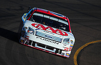 Apr 11, 2008; Avondale, AZ, USA; NASCAR Sprint Cup Series driver David Ragan during practice for the Subway Fresh Fit 500 at Phoenix International Raceway. Mandatory Credit: Mark J. Rebilas-