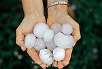 Hail Stones, Pocono Mountains, Pennsy lvania