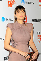 "LOS ANGELES - AUG 15:  Lake Bell at the ""Shot Caller"" Premiere at The Theatre at Ace Hotel on August 15, 2017 in Los Angeles, CA"