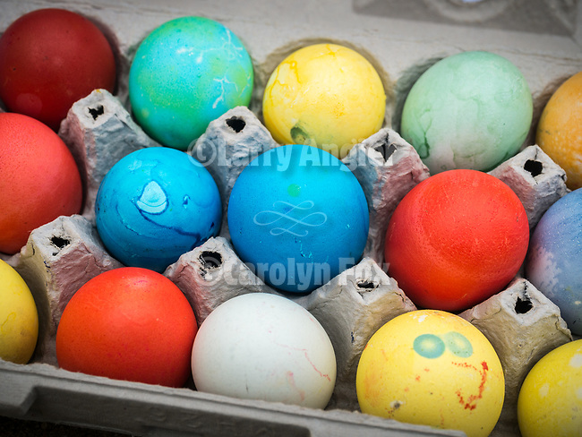 Colorful Easter Eggs<br /> <br /> Memorial Monday/Побусани Понедељак<br /> <br /> Visiting the cemeteries to clean-up and greeting those who are buried there with Pascal (Easter) eggs and wishing them the joyous call, Christ is Risen!/Христос васкрсе!