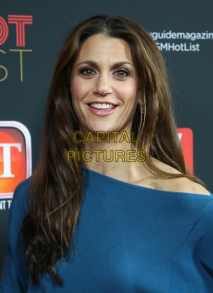 HOLLYWOOD, CA - NOVEMBER 4: Samantha Harris at TV Guide Magazine's Hot List Party at The Emerson Theatre on November 4th, 2013 in Hollywood, California, USA.<br /> CAP/ADM/KB<br /> &copy;Kevan Brooks/AdMedia/Capital Pictures