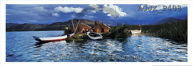 Dr. Xiong, LANDSCAPES, panoramic, photos, Sufficiency, Lake Titicaca, Peru(AUJXP408,#L#)