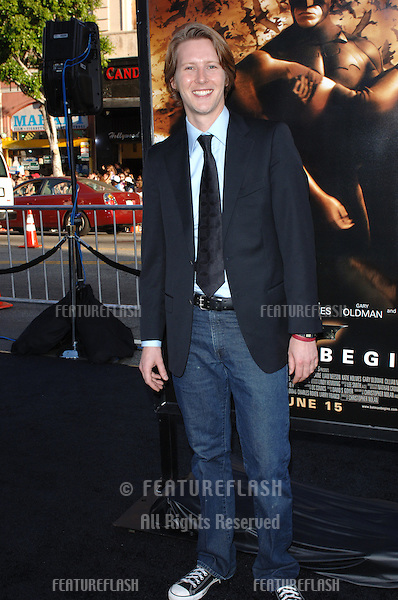 Actor GABRIEL MANN at the Los Angeles premiere of Batman Begins..June 6, 2005 Los Angeles, CA..© 2005 Paul Smith / Featureflash