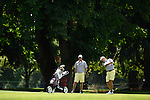 30 MAY 2016: Sam Burns of LSU competes in the Division I Men's Golf Championship is held at the Eugene Country Club in Eugene, OR. Burns tied for 13th place with a +4 score. Stephen Nowland/NCAA Photos