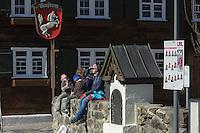 Museum in Oberstdorf im Allg&auml;u, Bayern, Deutschland<br /> museum  in Oberstdorf, Allg&auml;u, Bavaria,  Germany