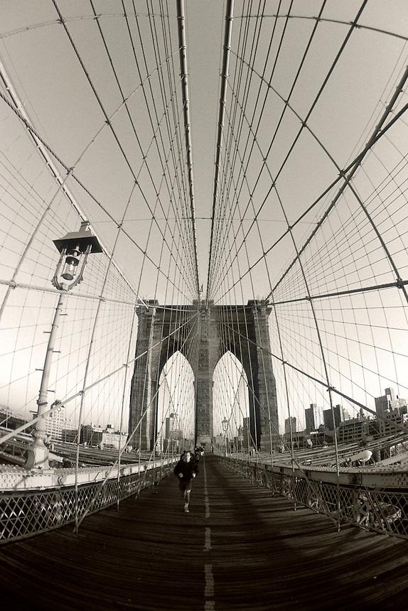 "#JP949 ""The Brooklyn Bridge - New York NY"