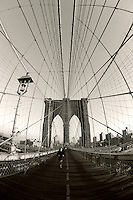 "#JP949 ""The Brooklyn Bridge - New York NY"