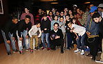 Paul Rudd with (SAY) kids attend the Paul Rudd hosts the Sixth Annual Paul Rudd All Star Bowling Benefit for (SAY) on January 22, 2018 at the Lucky Strike Lanes in New York City.