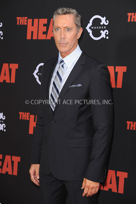 WWW.ACEPIXS.COM<br /> June 23, 2013...New York City<br /> <br /> Michael McDonald attending 'The Heat' New York Premiere at the Ziegfeld Theatre on June 23, 2013 in New York City.<br /> <br /> Please byline: Kristin Callahan... ACE<br /> Ace Pictures, Inc: ..tel: (212) 243 8787 or (646) 769 0430..e-mail: info@acepixs.com..web: http://www.acepixs.com