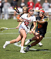 Stanford Lacrosse vs USC, March 25, 2018