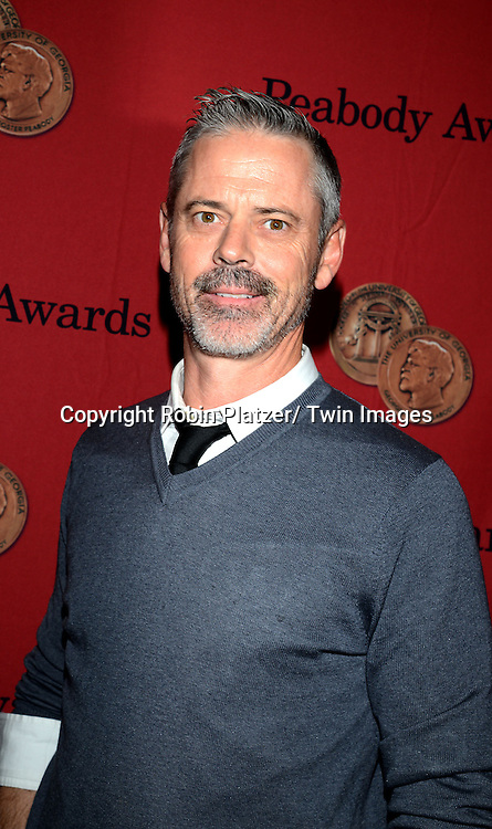 winner C Thomas Howell attends the 72nd Annual Peabody Awards on May 20, 2013 at the Waldorf=Astoria Hotel in New York City.
