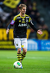 Solna 2013-09-30 Fotboll Allsvenskan AIK - &Ouml;sters IF :  <br /> AIK 16 Martin Lorentzson <br /> (Foto: Kenta J&ouml;nsson) Nyckelord:  portr&auml;tt portrait