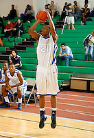 April 9, 2011 - Hampton, VA. USA;  Anthlon Bell participates in the 2011 Elite Youth Basketball League at the Boo Williams Sports Complex. Photo/Andrew Shurtleff