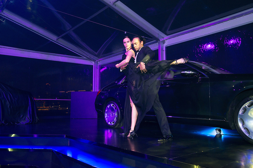 Maybach launch Mercedes Hong Kong 5th June 2015