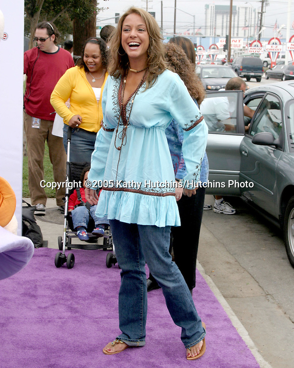 "Eva La Rue.Nickelodeon Presents""  Fairypalooza.Premiere of ""Rugrats Tales From The Crib:  Snow White"".Nickelodeon Animation Studios.Burbank, CA.September 24, 2005.©2005 Kathy Hutchins / Hutchins Photo"