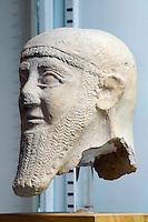 Zypern (Süd), Nationalmuseum in Nicosia (Lefkosia), Fund aus Agia Irini, Votivfiguren, 7.-5. Jh. v.Chr. ?