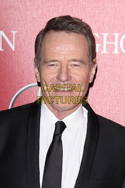 PALM SPRINGS, CA - JANUARY 2: Bryan Cranston at the 27th Annual Palm Springs International Film Festival Awards Gala at Palm Springs Convention Center on January 2, 2016 in Palm Springs, California. <br /> CAP/MPI24<br /> &copy;MPI24/Capital Pictures