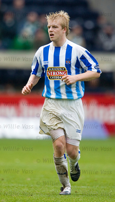 Steven Naismith, Kilmarnock.stock season 2005-2006.pic willie vass