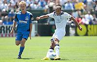 San Jose Earthquakes tied  Tottenham Hotspur 0-0 at Buck Shaw Stadium in Santa Clara, California on July 17th, 2010.