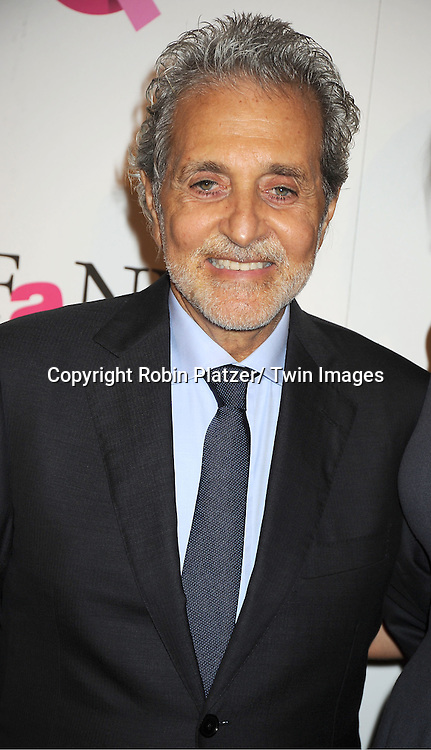 """Vince Camuto attends the  2011 QVC Presents """"FFANY Shoes on Sale"""" Gala on October 13, 2011 at The Waldorf=Astoria Hotel in New York City. The event benefits Breast Cancer Research."""