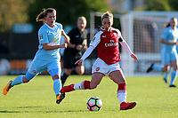Jordan Nobbs of Arsenal during Arsenal Women vs Sunderland AFC Ladies, FA Women's Super League FA WSL1 Football at Meadow Park on 12th November 2017