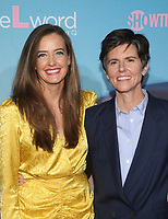 """2 December 2019 - Los Angeles, California - Stephanie Allynne, Tig Notaro. Premiere Of Showtime's """"The L Word: Generation Q"""" held at Regal LA Live. Photo Credit: FS/AdMedia /MediaPunch"""