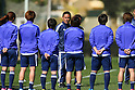 Football/Soccer: Algarve Women's Football Cup 2015: Training Session