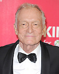 Hugh Hefner at The 2012 MusiCares Person of the Year Dinner honoring Paul McCartney at the Los Angeles Convention Center, West Hall in Los Angeles, California on February 10,2011                                                                               © 2012 DVS / Hollywood Press Agency