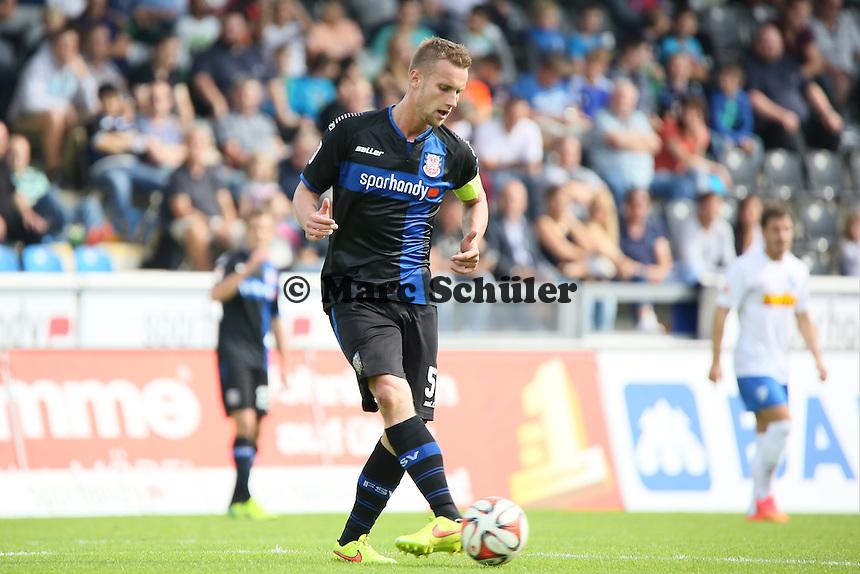 Manuel Konrad (FSV)- FSV Frankfurt vs. VfL Bochum, Frankfurter Volksbank Stadion