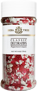 10632 Peppermint Crunch, Tall Jar 6.0 oz, India Tree Storefront