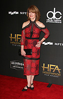 BEVERLY HILLS, CA - NOVEMBER 5: Lee Purcell, at The 21st Annual Hollywood Film Awards at the The Beverly Hilton Hotel in Beverly Hills, California on November 5, 2017. Credit: Faye Sadou/MediaPunch