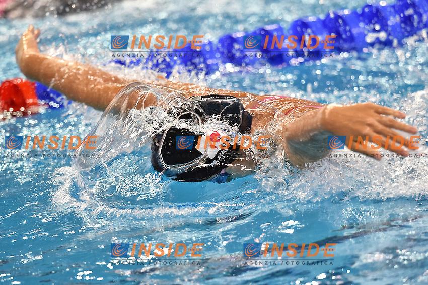 NAKANO Miyu JPN Women's 50m Butterfly <br /> Doha Qatar 04-12-2014 Hamad Aquatic Centre, 12th FINA World Swimming Championships (25m). Nuoto Campionati mondiali di nuoto in vasca corta.<br /> Photo Andrea Staccioli/Deepbluemedia/Insidefoto